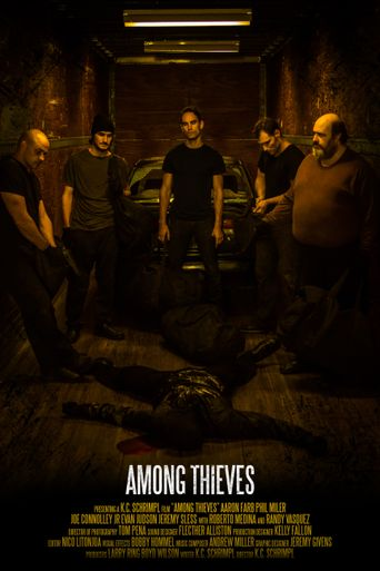 Among Thieves Poster