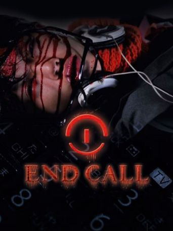 End Call Poster