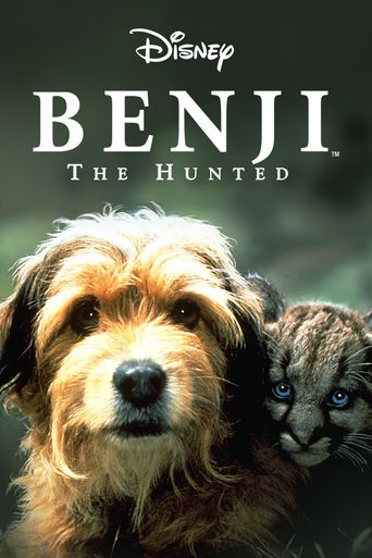 Benji the Hunted Poster
