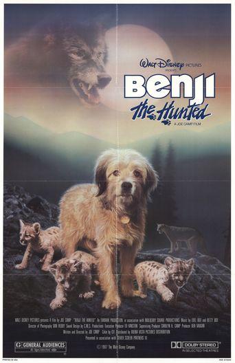 Benji the Hunted Poster