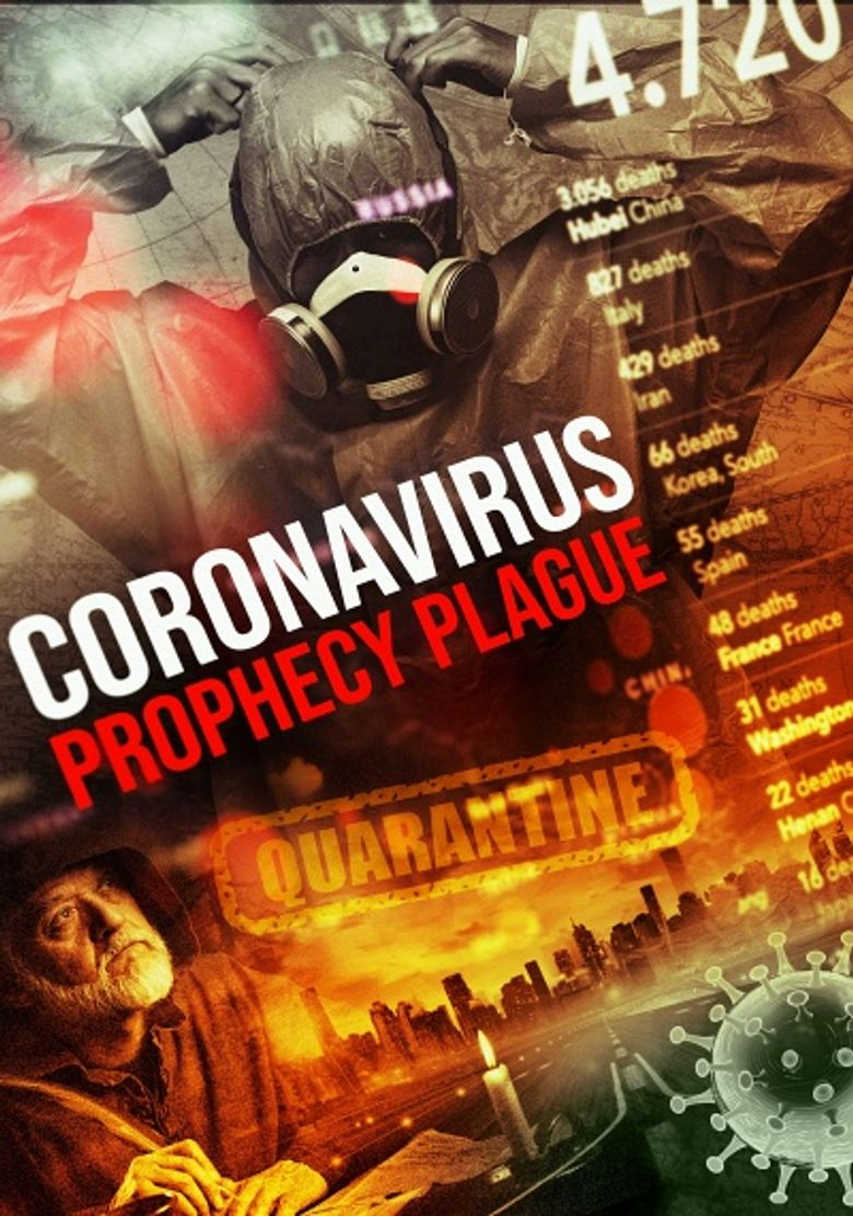 Coronavirus: Prophecy Plague Poster
