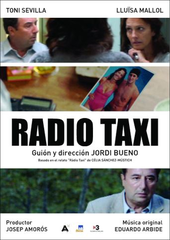 Radio Taxi Poster