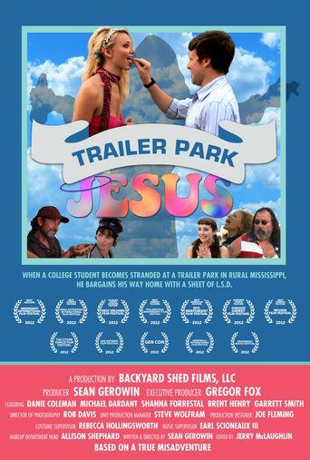 Trailer Park Jesus Poster