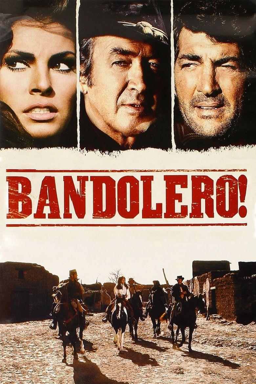 Bandolero! Poster
