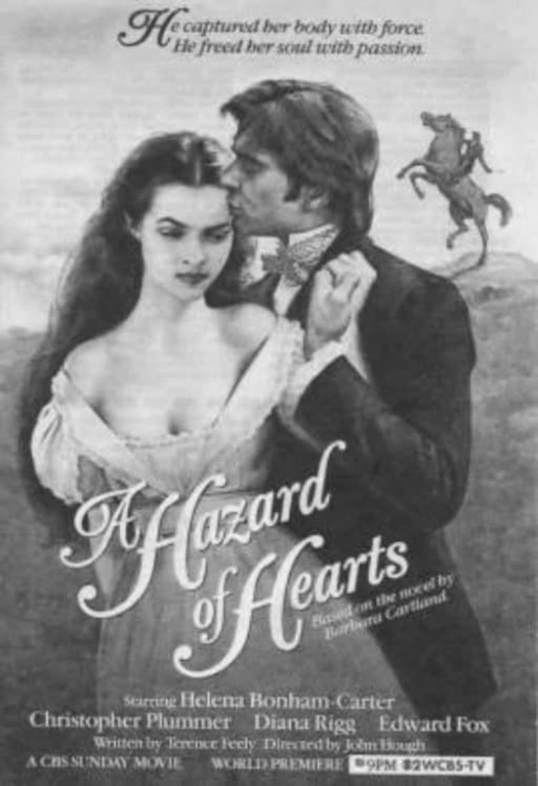 A Hazard of Hearts Poster
