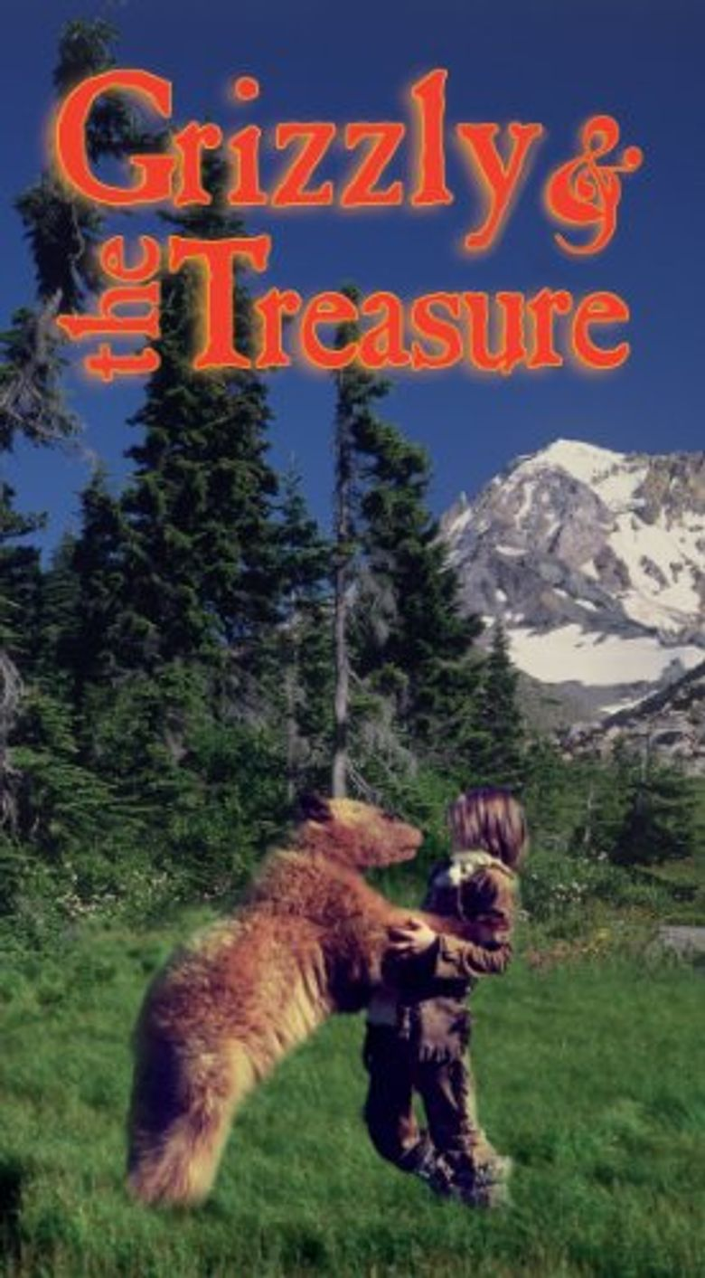 The Grizzly and the Treasure Poster