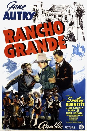 Rancho Grande Poster