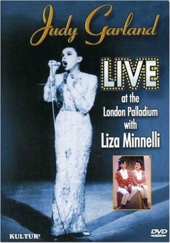 Judy and Liza at the Palladium Poster