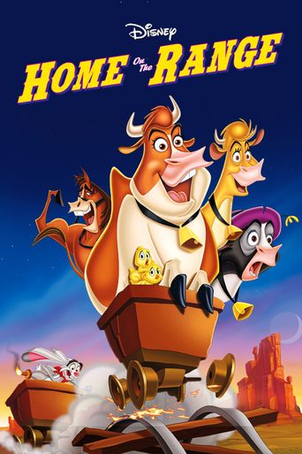 Watch Home on the Range