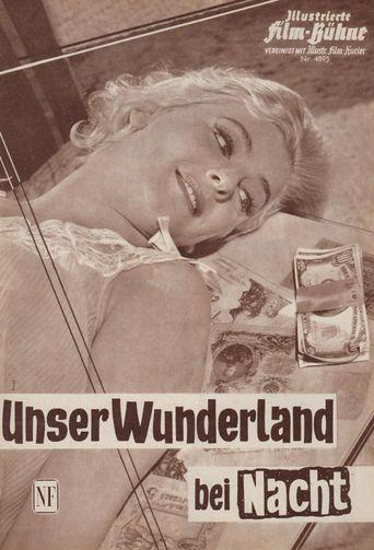 Unser Wunderland bei Nacht Poster