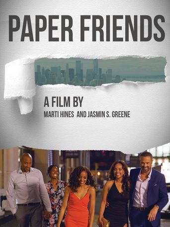 Paper Friends Poster