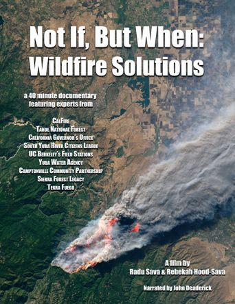 Not If, But When: Wildfire Solutions Poster