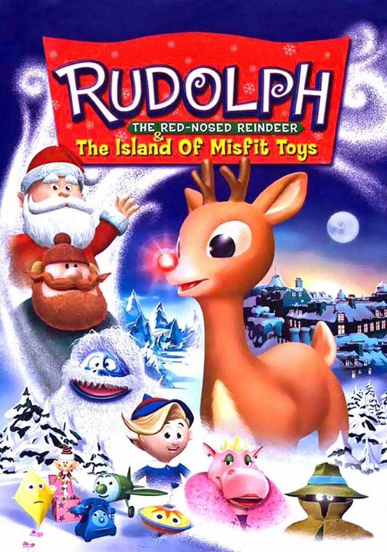 Rudolph the Red-Nosed Reindeer & the Island of Misfit Toys Poster