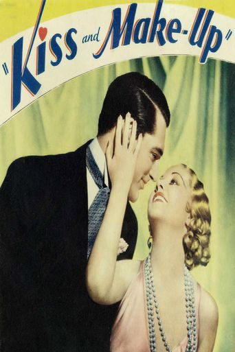 Kiss and Make-Up Poster