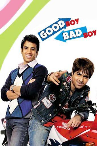 Good Boy, Bad Boy Poster