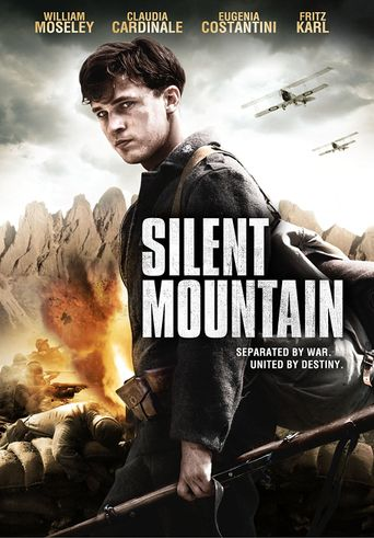 The Silent Mountain Poster