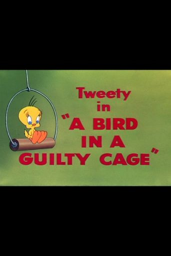 A Bird in a Guilty Cage Poster