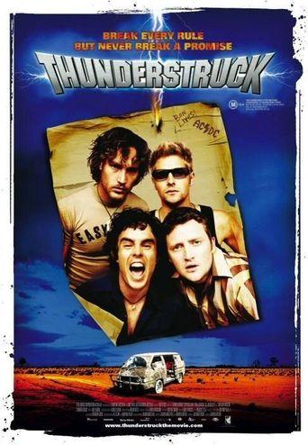 Thunderstruck Poster