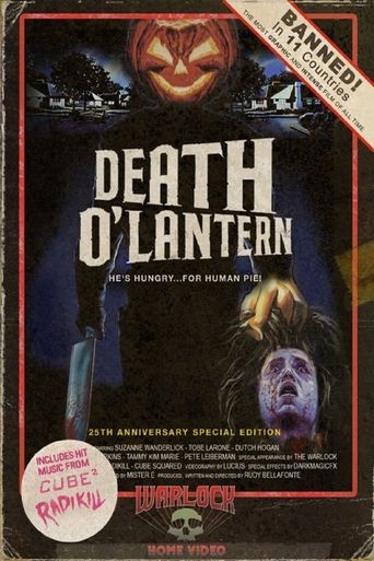 Death O' Lantern Poster