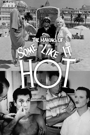 The Making of 'Some Like It Hot' Poster