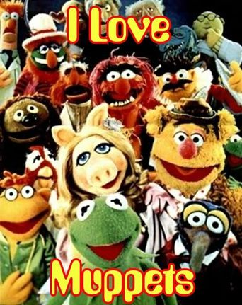 I Love Muppets Poster