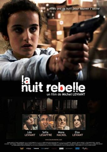 La Nuit Rebelle Poster