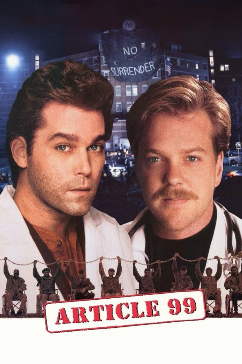 Article 99 Poster