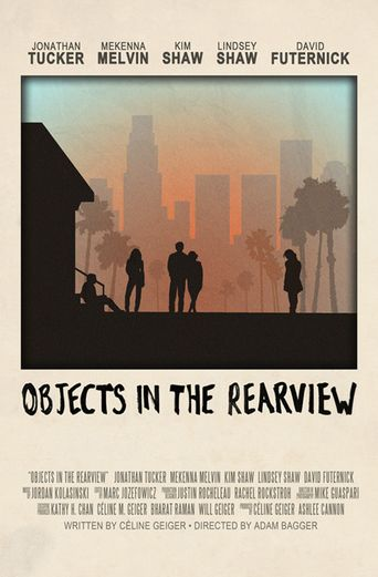 Objects in the Rearview Poster