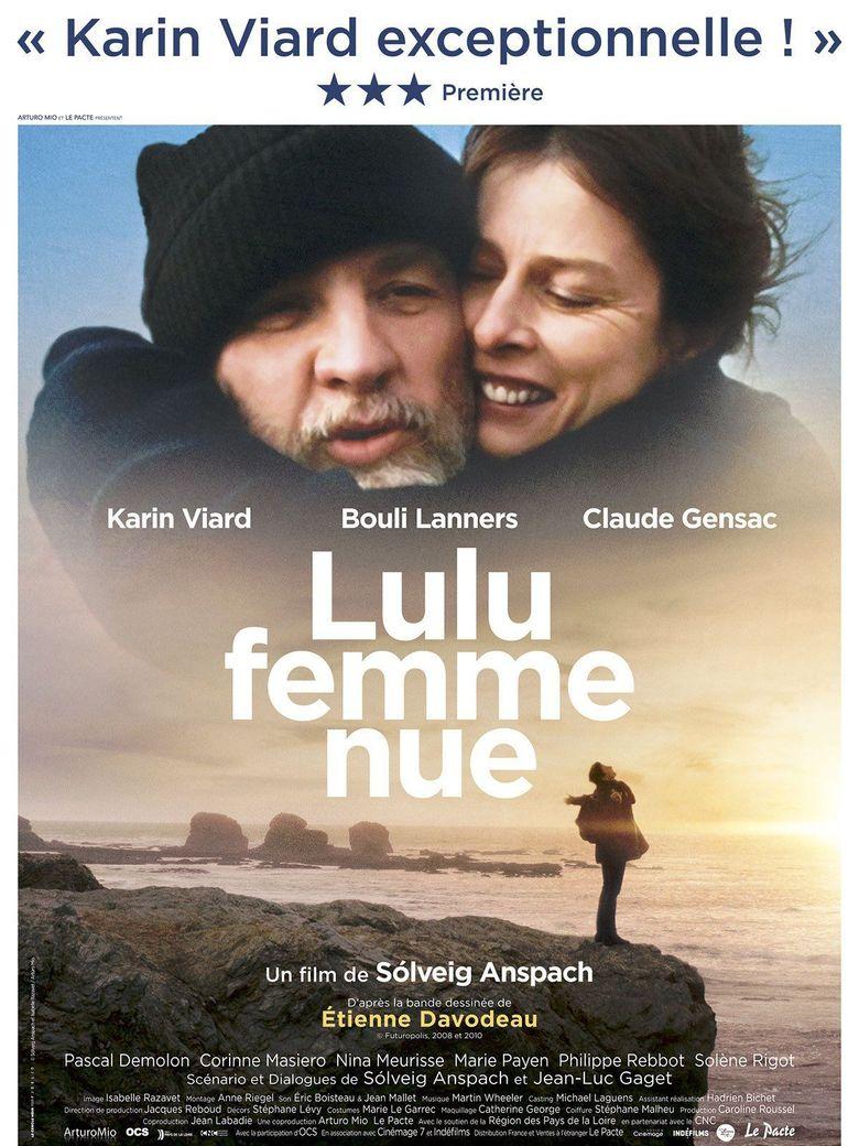 Lulu in the Nude Poster