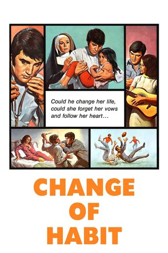 Change of Habit Poster