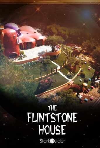 The Flintstone House Poster