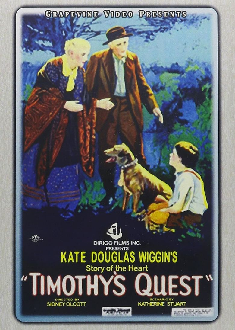 Timothy's Quest Poster