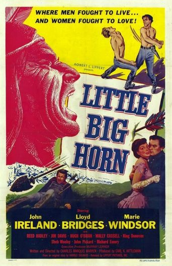 Little Big Horn Poster