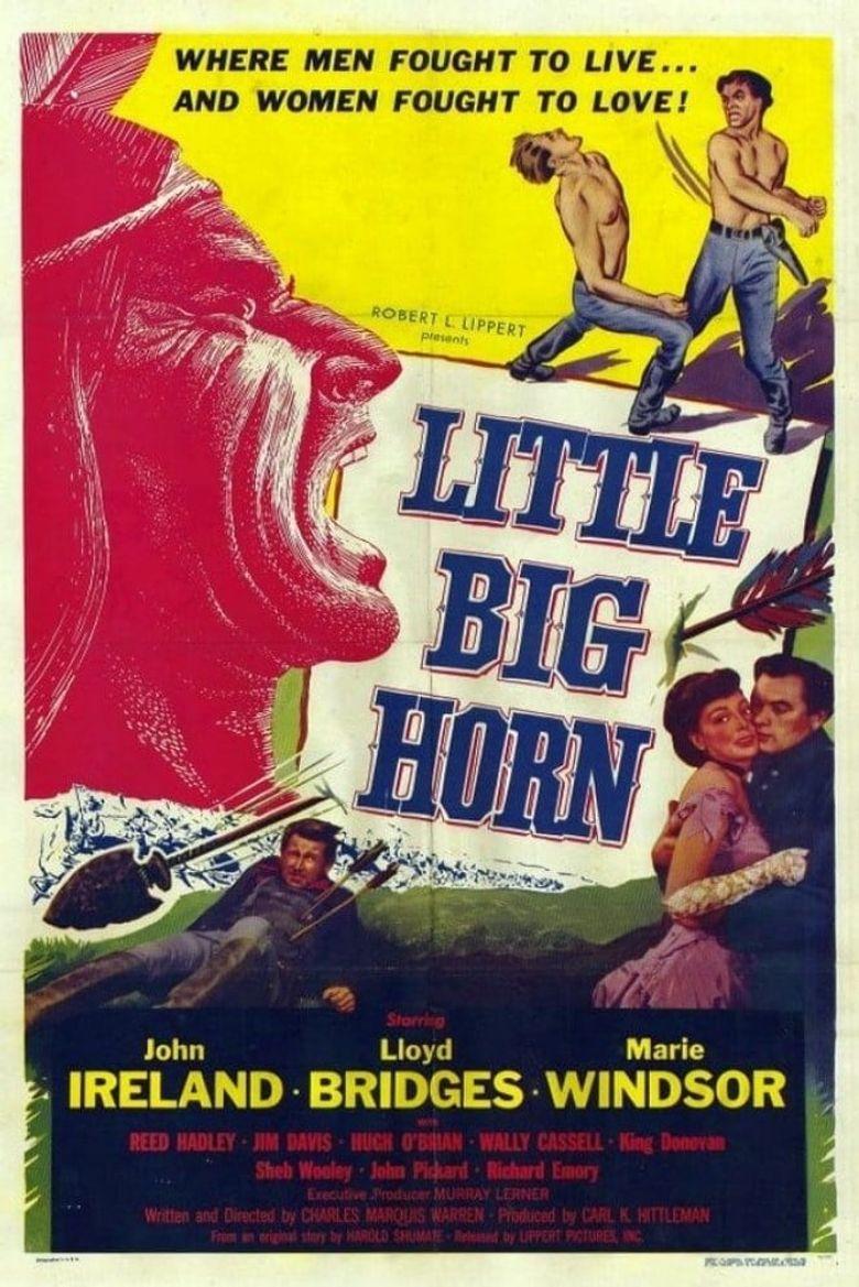 Little Big Horn Poster