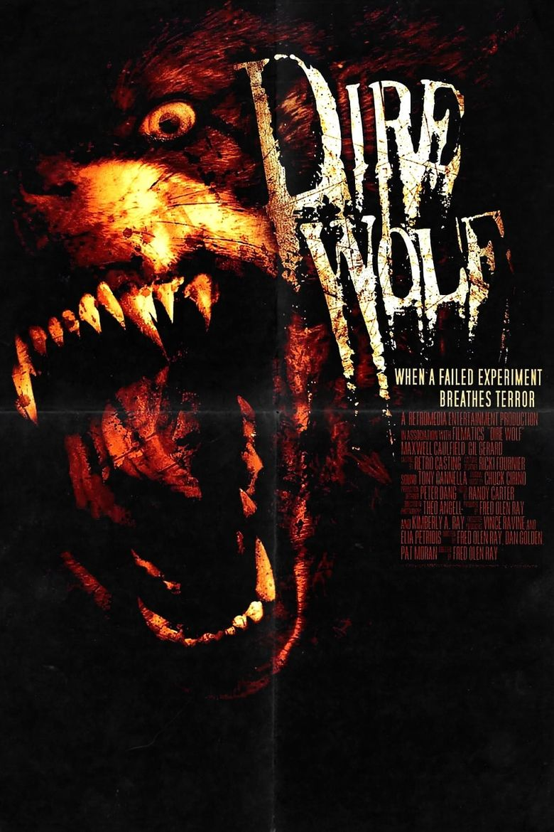 Dire Wolf Poster