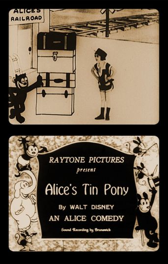 Alice's Tin Pony Poster