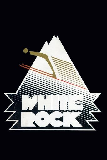 White Rock Poster