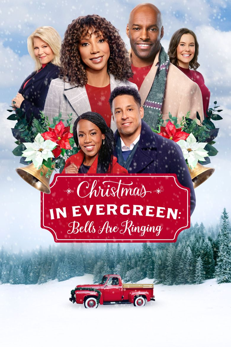 Christmas in Evergreen: Bells Are Ringing Poster