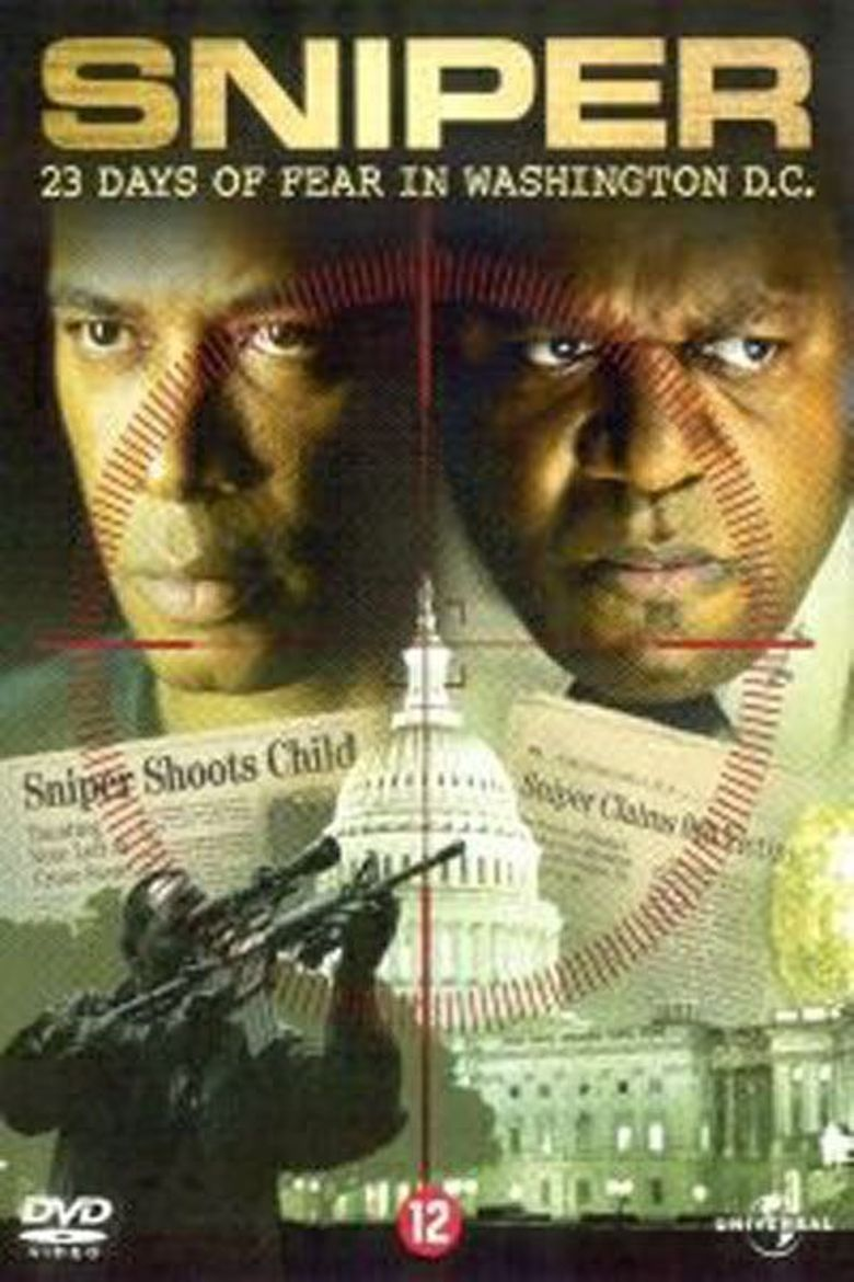 D.C. Sniper: 23 Days of Fear Poster