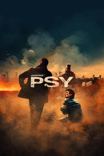 Psy Poster