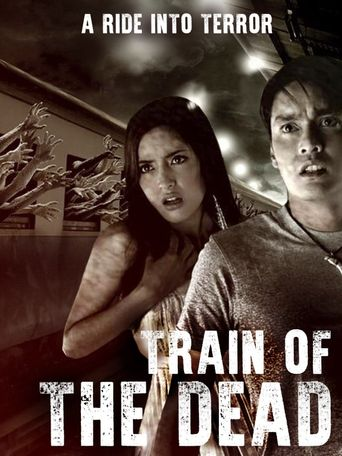 Train of the Dead Poster