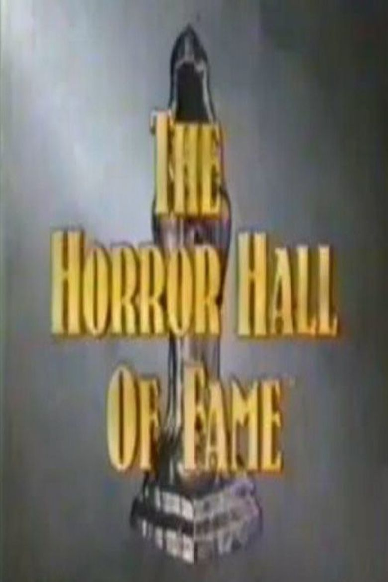 The Horror Hall of Fame II Poster