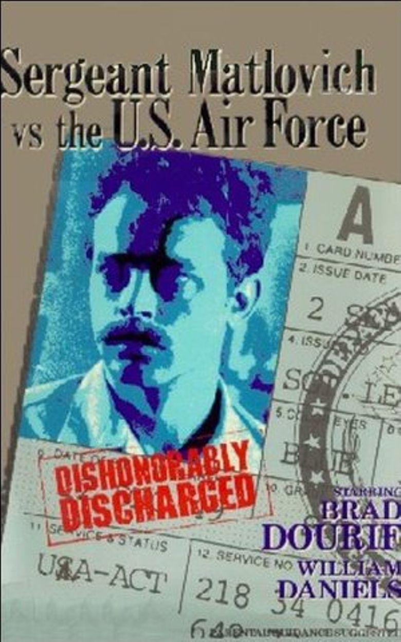 Sergeant Matlovich vs. the U.S. Air Force Poster