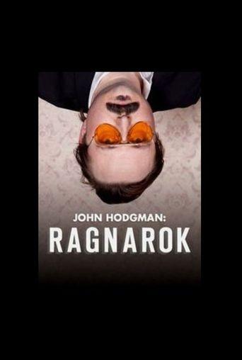 John Hodgman: RAGNAROK Poster