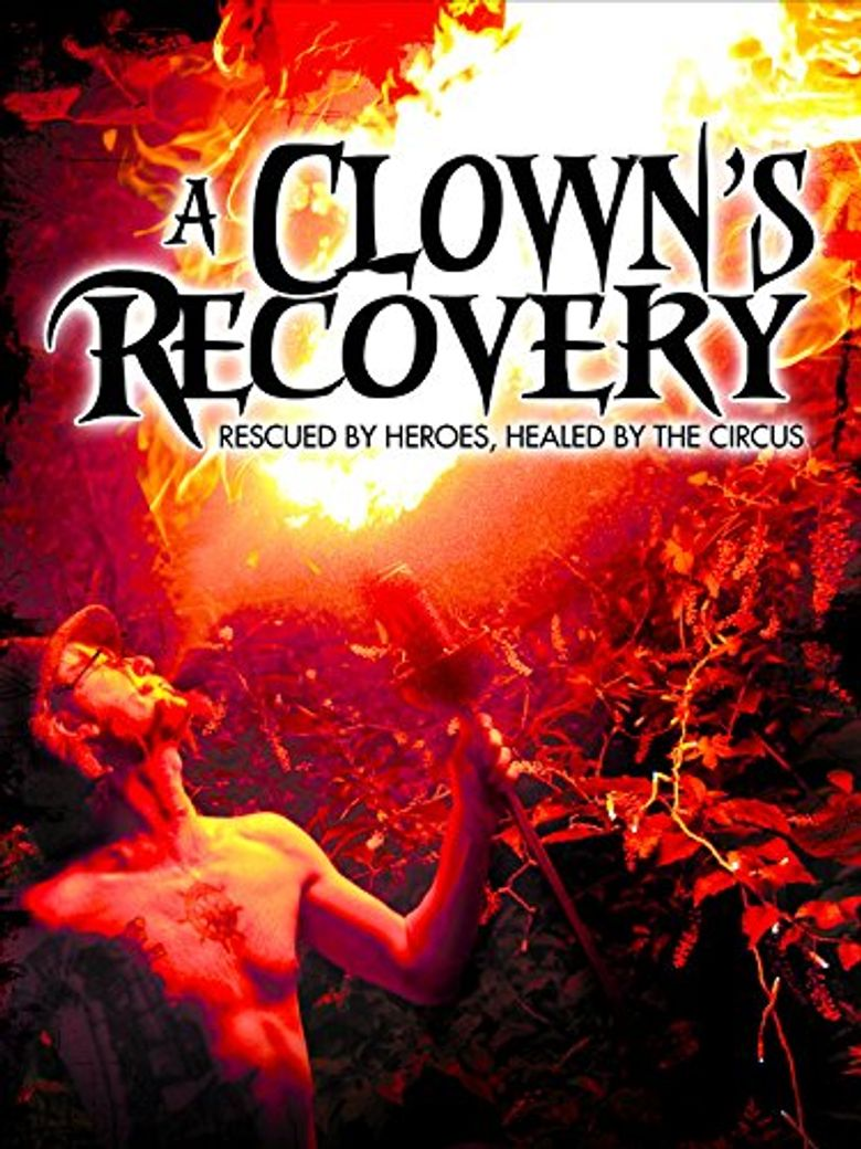 A Clown's Recovery Poster