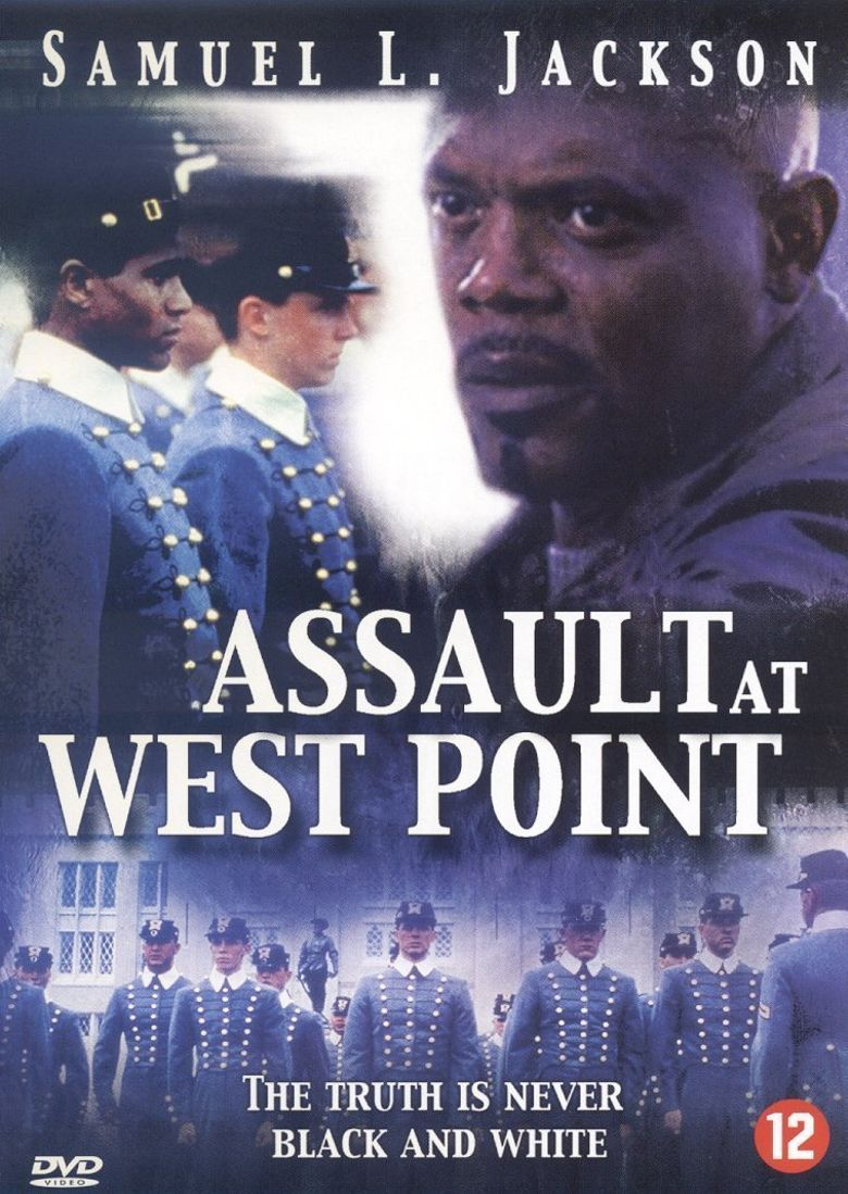 Assault at West Point: The Court-Martial of Johnson Whittaker Poster