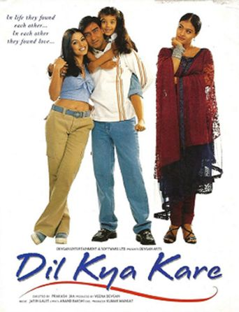 Dil Kya Kare Poster