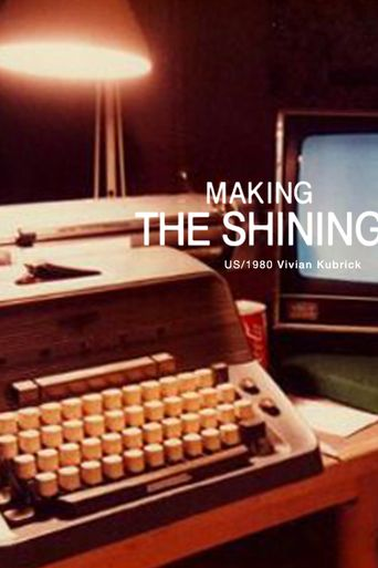 Making 'The Shining' Poster