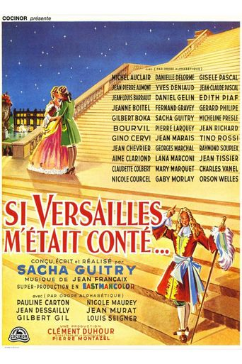 Royal Affairs in Versailles Poster