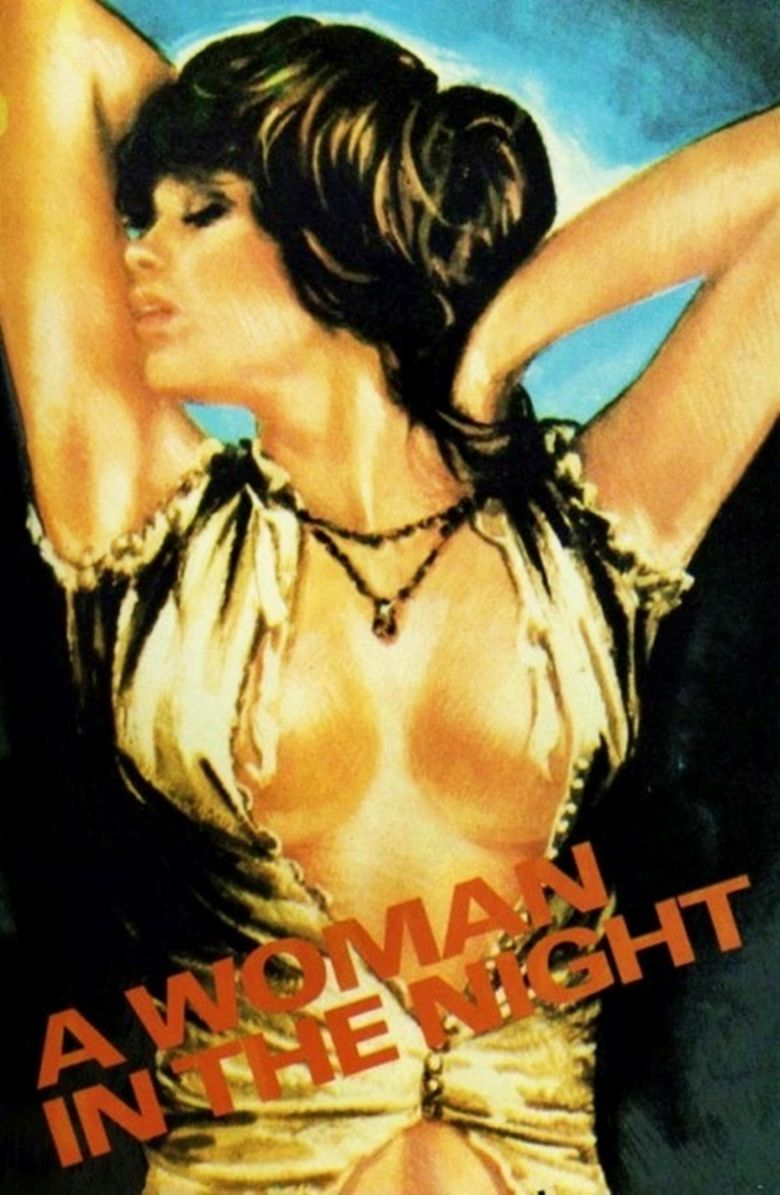 A Woman in the Night Poster